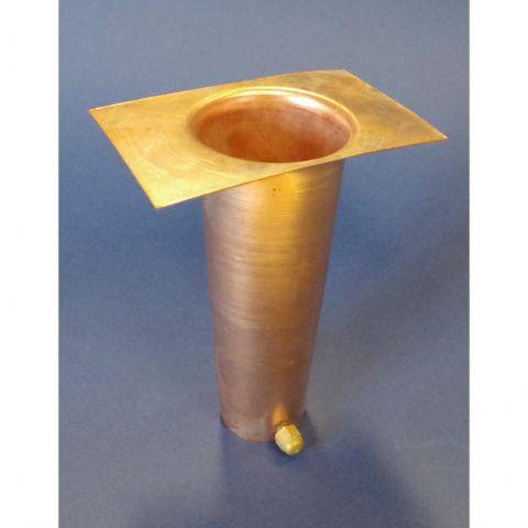 Rain Chain Installation Kit - Copper - Copper - Copper - MHRC017