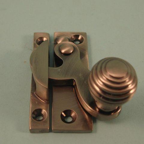 Claw Fastener - Reeded Knob - Non-Locking