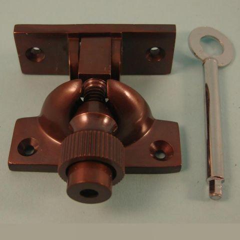 Forged Brighton Fastener - Locking