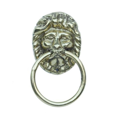 Lion Ring Handle