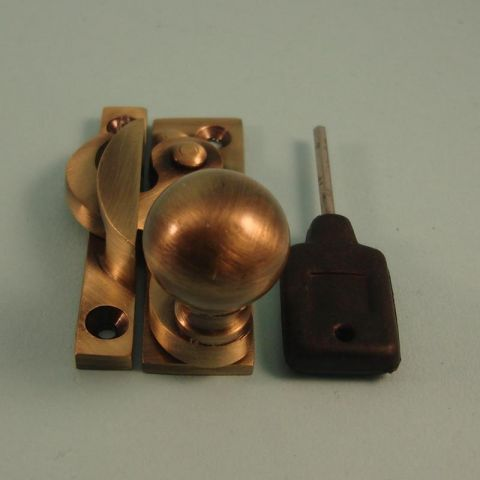 Claw Fastener - Ball Knob - Locking
