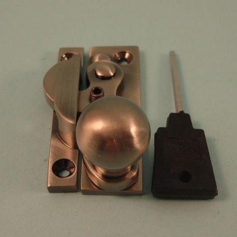 Forged Claw Fastener - Ball Knob - Locking