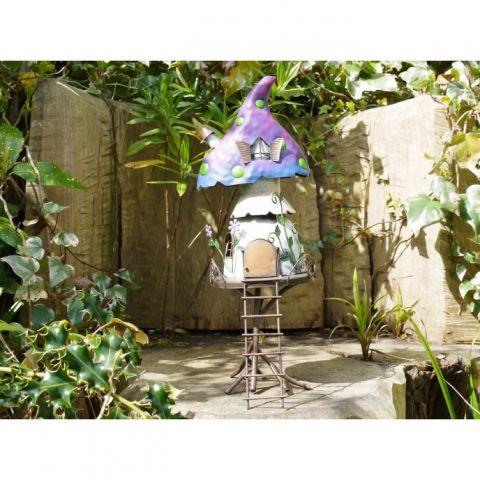 Fairy Treehouse Garden Ornament