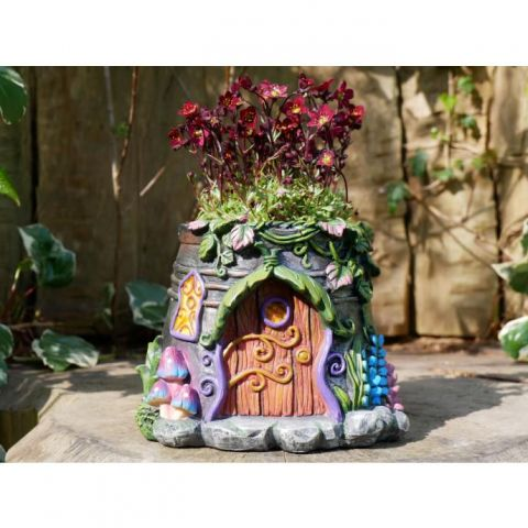 Fairy House Planter