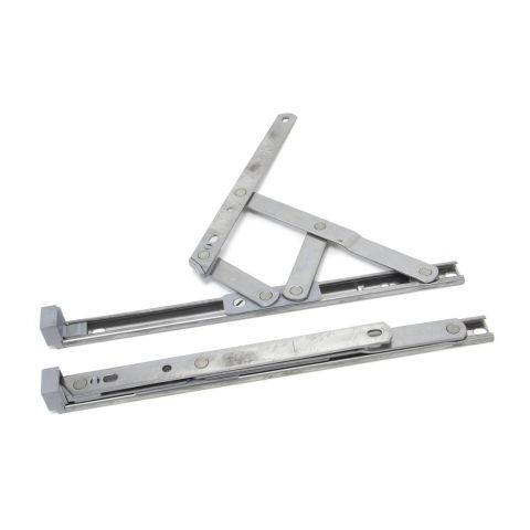 """10"""" Defender Friction Hinge - Top Hung - Stainless Steel - MHAN1107"""