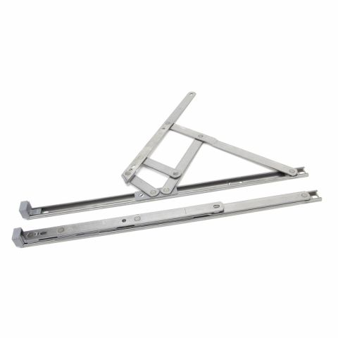 """16"""" Defender Friction Hinge - Top Hung - Stainless Steel - MHAN1109"""