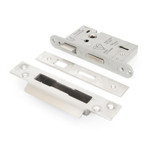 "2.5"" Heavy Duty 5 Lever Sashlock - Keyed Alike"