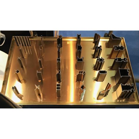 Various Profiles - Stainless Steel - Mirror or Satin or Coloured - 304 or 316 - AB-1Profiles