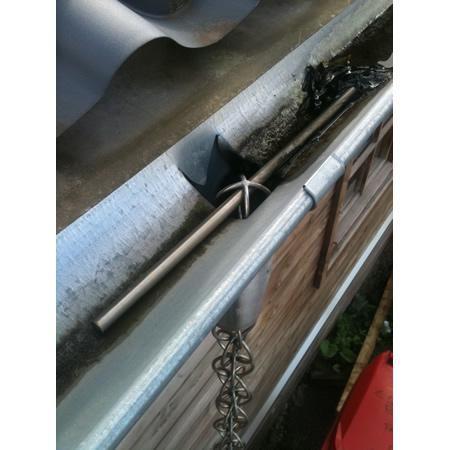 Rain Chain Bar Fixing