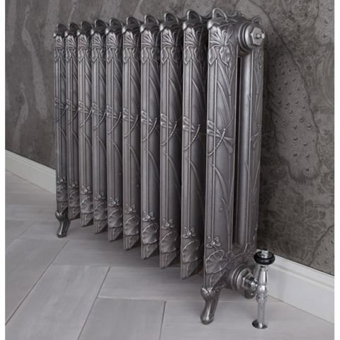 Dragonfly Cast Iron Radiator