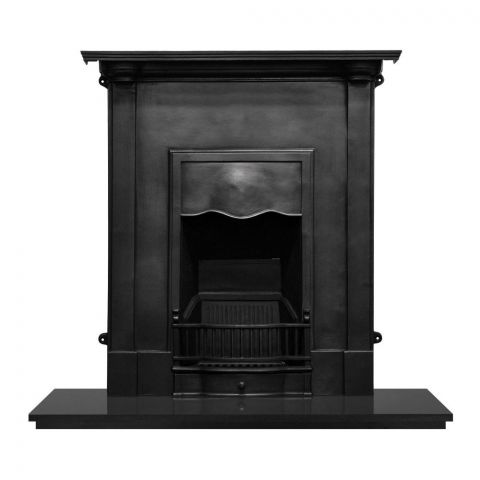 Abingdon Cast Iron Combination Fireplace