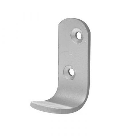 Robe Hook - Aluminium - Satin Anodised Aluminium - MHHK002