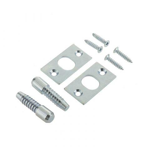 Hinge Bolts - Zinc Plated - MHLSS001