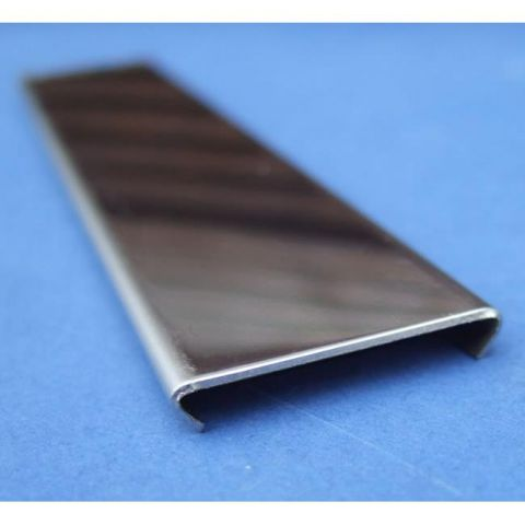 Border Profile - Stainless Steel - Mirror - 304 - JS-TR42