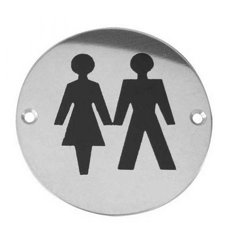 Unisex Symbol Sign