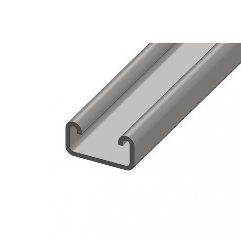 Formed Section - Stainless Steel - 316 - JS2FS02