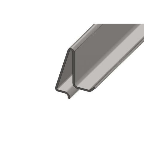Formed Section - Stainless Steel - 2B - 316 - JS2FS04