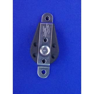 Single Pulley Block - Stainless Steel - JS2P31