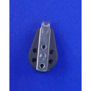 Single Pulley Block - Stainless Steel - JS2P37