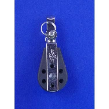 Single Pulley Block - Stainless Steel - JS2P38