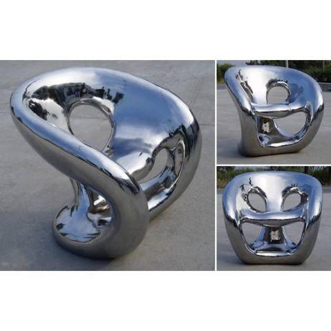 Single Seat - Stainless Steel - Mirror - 304 - JSB09