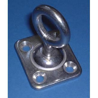 Four Hole Swivel Eyeplate
