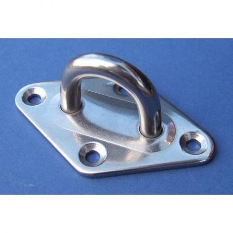 Four Hole Diamond Eyeplate