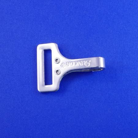 Spring Clip - Stainless Steel - Mirror - 304 - JSHS28
