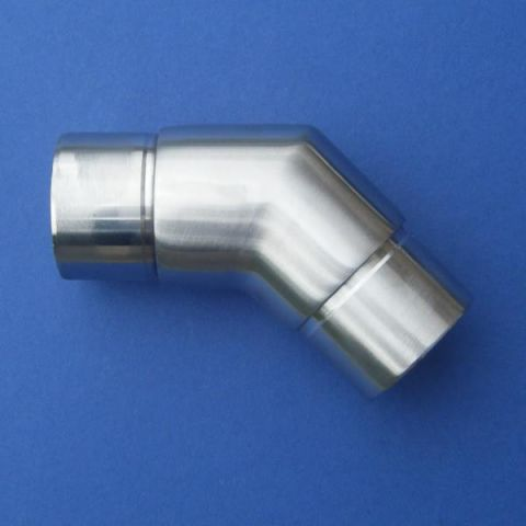 45° Angle - Stainless Steel - Satin - 316 - JSLD03