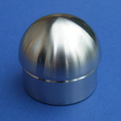 Deep Dome End Cap