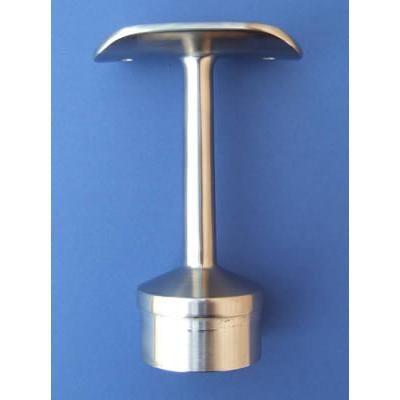Saddle Post Bracket - Stainless Steel - Satin - 316 - JSLD12