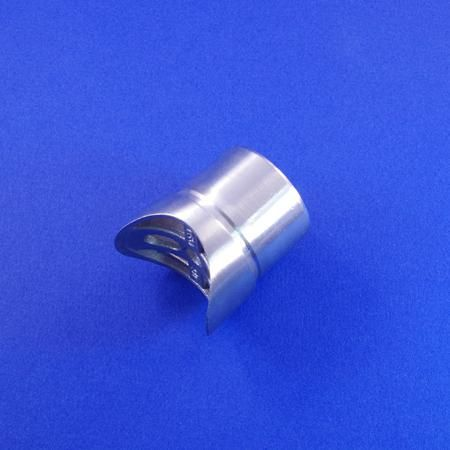 Scallop - Stainless Steel - Satin - 316 - JSLA63