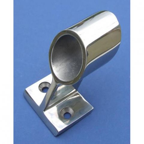60° Centre Stanchion - Stainless Steel - Mirror - 316 - JSLB07