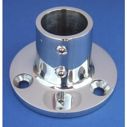 Round Base 90° - Stainless Steel - Mirror - 316 - JSLB14
