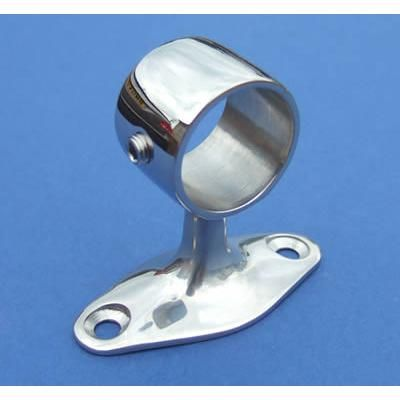Centre Stanchion - Stainless Steel - Mirror - 316 - JSLB16