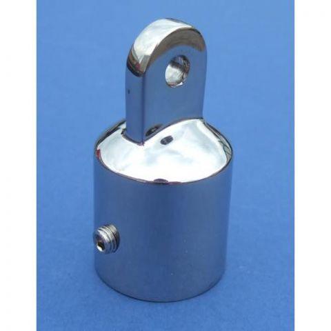 Top Cap - Stainless Steel - Mirror - 316 - JSLB18