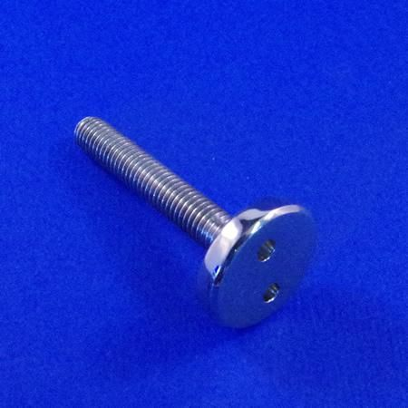 Pig Nose Fixing - Stainless Steel - Mirror - 316 - JSLC10