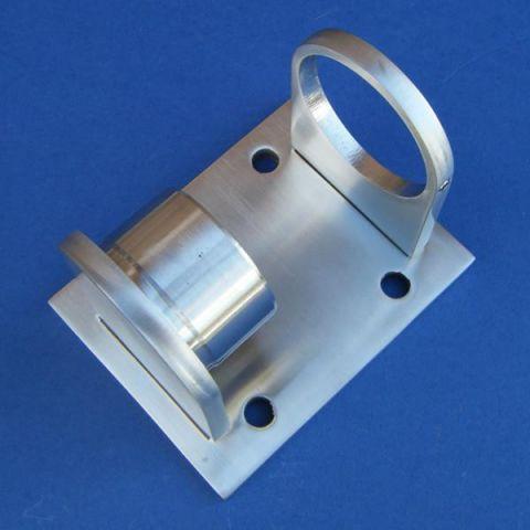 Side Fix Bracket - Stainless Steel - Satin - 316 - JSLD18