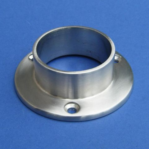 Flange Baseplate - Stainless Steel - Satin - 316 - JSLD09