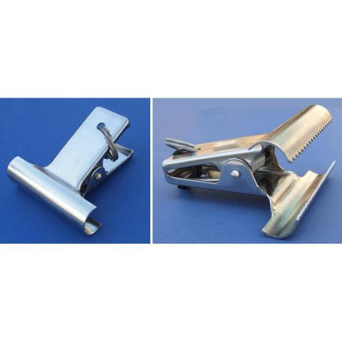 Bulldog Clip - Stainless Steel - 304 - JSMC01