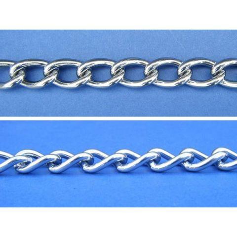 Twist Link Chain