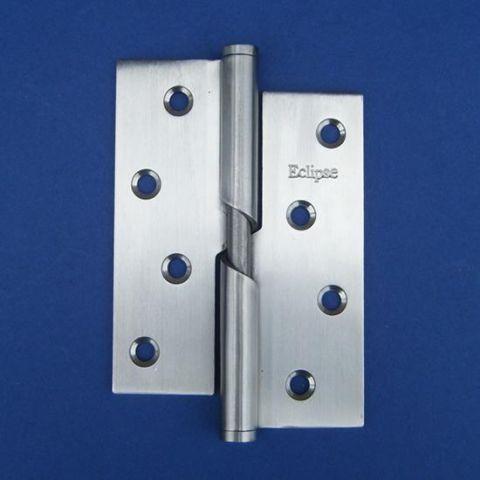 4 Inch Rising Lift Off Hinge - Left-hand - Stainless Steel - Satin - 304 - JSPL10L