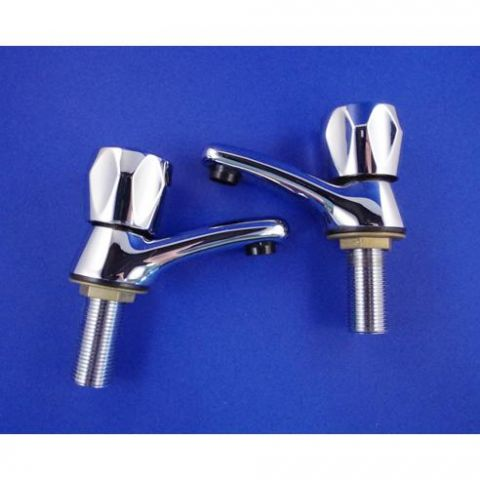 Taps - Stainless Steel - Mirror - JSSB11
