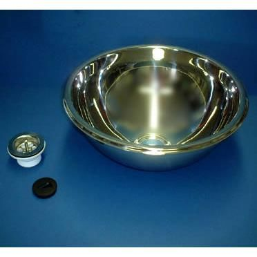 Hemispherical Insert Design Sink