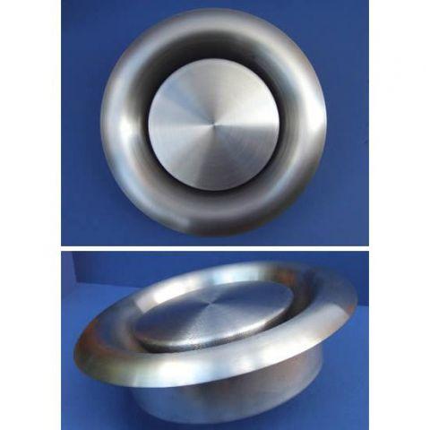 Round Diffuser Vent, adjustable