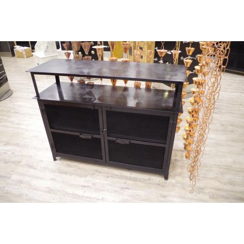 Iron Dresser Sideboard - Iron - Dark Iron - MHIA-ASR-149