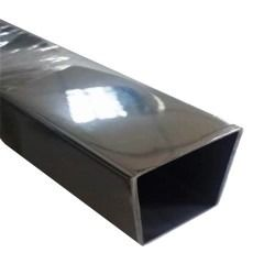 Stainless Mirror Square Box