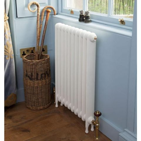 Narrow Eton Cast Iron Radiator
