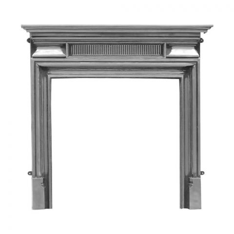 Belgrave Cast Iron Fireplace Surround