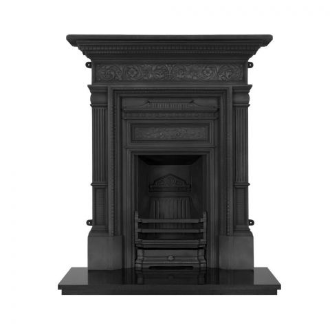 Hamden Cast Iron Combination Fireplace